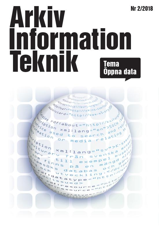 Arkiv Information Teknik 2018 nr2
