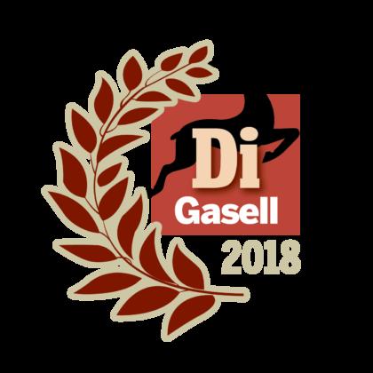 ArkivIT utnämnd till Di Gasell 2018